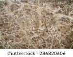 brown marble texture background | Shutterstock . vector #286820606