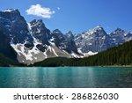 Beautiful Rocky Mountain Peaks...