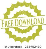 free download rubber stamp