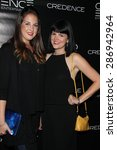 "Small photo of LOS ANGELES - JUN 10: Theodora Greece, Emily O'Meara at the ""A Killer Of Men"" Screening & Credence Entertainment Launch Event at the ACME Theater on June 10, 2015 in Los Angeles, CA"