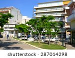 loutraki  greece   1 june  2015 ... | Shutterstock . vector #287014298