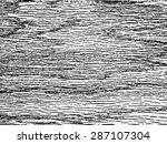 black   white wood grain... | Shutterstock . vector #287107304