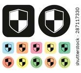 shield icon. security icon....