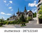 zurich  switzerland   june 13 ... | Shutterstock . vector #287122160
