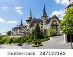 zurich  switzerland   june 13 ... | Shutterstock . vector #287122163