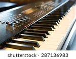 Electronic Musical Keyboard...