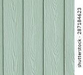 wooden houses wall. a small... | Shutterstock . vector #287184623