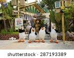universal studio  singapore  ... | Shutterstock . vector #287193389