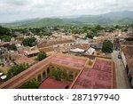 trinidad   cuba   Shutterstock . vector #287197940