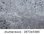 Macro Texture Thin Ice In...