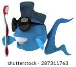 fun fish   Shutterstock . vector #287311763