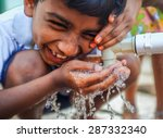hampi  india   31 january 2015  ... | Shutterstock . vector #287332340