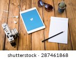 chiangmai  thailand  june 14 ... | Shutterstock . vector #287461868