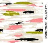 vector seamless bold pattern... | Shutterstock .eps vector #287526194
