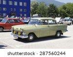 skopje  macedonia   june 13 ...   Shutterstock . vector #287560244
