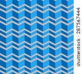 geometric pattern | Shutterstock .eps vector #287567444