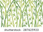 vector background with green... | Shutterstock .eps vector #287625923