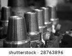 pdc bits | Shutterstock . vector #28763896