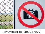 No Photography In Airport.no...