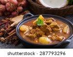 Beef Massaman Curry  Thai...