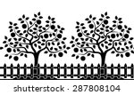 Vector Seamless Border With...