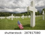 Monumental Cemetery Wwii  ...