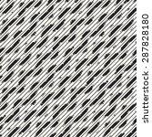 abstract diagonal noisy modern... | Shutterstock .eps vector #287828180