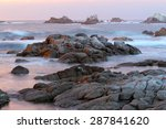 Wild Coastline Near Monterey...