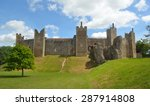 Framlingham Castle Suffolk...
