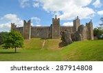 Framlingham Castle Suffolk...