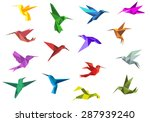 Flying Origami Paper...