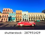 Havana   Feb 5  Classic Red Car ...