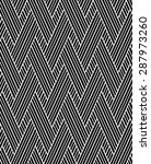 the geometric pattern by... | Shutterstock . vector #287973260