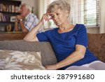 Sometimes not everything is fine - stock photo