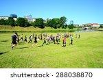 vilnius  lithuania   june 6  ... | Shutterstock . vector #288038870