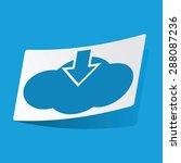 cloud icon art web new ww app...