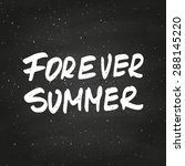 conceptual handwritten phrase... | Shutterstock .eps vector #288145220