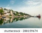 Port Of Burgazada  The Third...