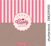 "vintage style ""candy shop"".... 