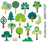 cute vector illustration...   Shutterstock .eps vector #288219329