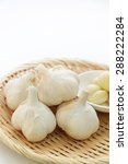 garlic | Shutterstock . vector #288222284