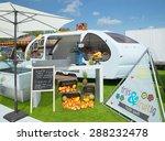 amsterdam  the netherlands  ... | Shutterstock . vector #288232478