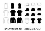 clothes silhouette collection ...