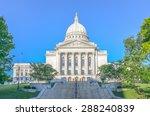 Wisconsin Madison State Capita...