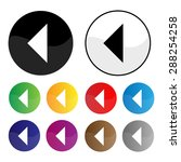 left icon | Shutterstock .eps vector #288254258