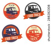 Different Logos Of Food Truck ...