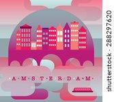 vector illustration of the... | Shutterstock .eps vector #288297620
