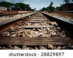 railway | Shutterstock . vector #28829897
