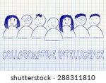 Happy Group Of People Dedicate...