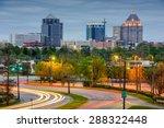 greensboro  north carolina  usa ... | Shutterstock . vector #288322448